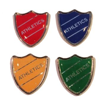 ATHLETICS badge
